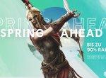 Spring Sale im Ubisoft Store – Bis zu 90% Rabatt