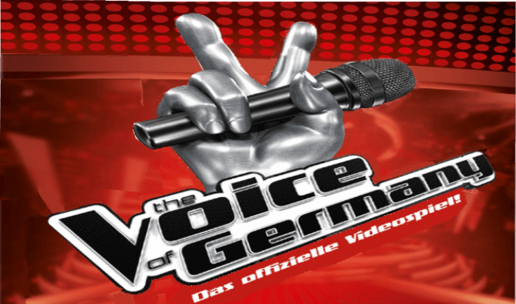 The Voice of Germany – Das offizielle Videospiel – Ab sofort erhältlich