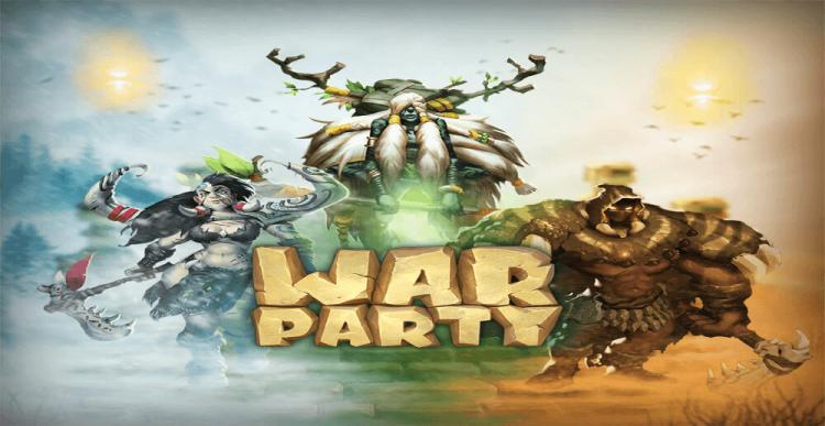 Warparty – Steinzeit-RTS verlässt am 28. März den Early Access.