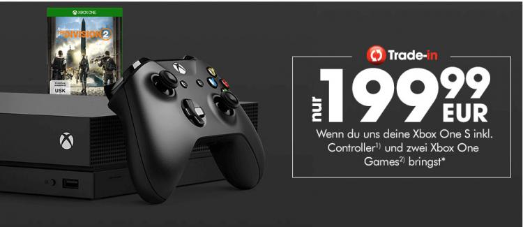 Xbox One X für 199,99€ bei GameStop