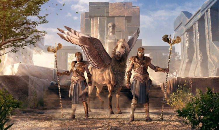 Assassin's Creed Odyssey – Neue Inhalte im April