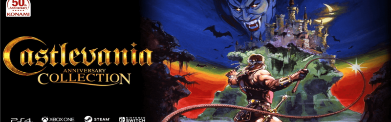 Castlevania Anniversary Collection – Starttermin sowie komplette Spiele-Liste enthüllt