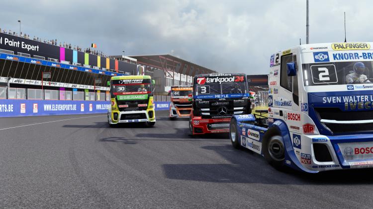 FIA European Truck Racing Championship – Offizielle Ankündigung