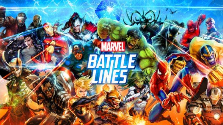 MARVEL Battle Lines – Neue Infos zum nächsten Content Update