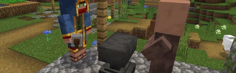 Minecraft – Village & Pillage Update verfügbar