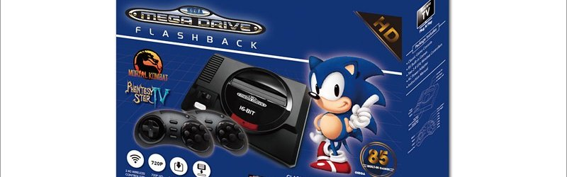 SEGA Mega Drive Mini – Weitere Titel angekündigt