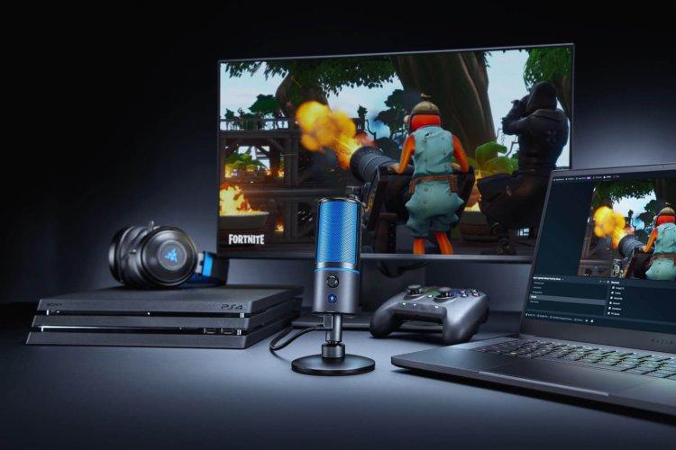 Razer Seirēn X – Streaming Mikrofon erscheint für PS4