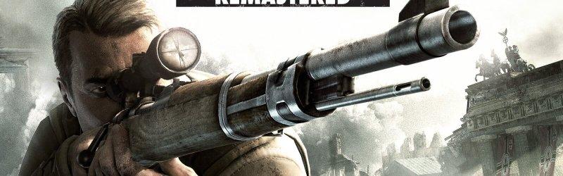 Sniper Elite V2 Remastered – Erscheint am 14. Mai