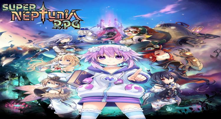 Super Neptunia RPG – Erscheint im Sommer in Europa
