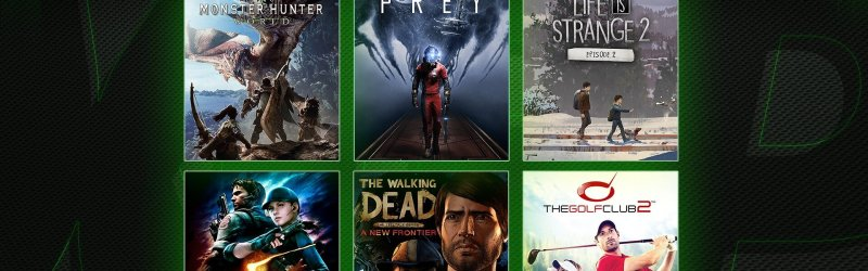Xbox Game Pass – Kostenlose Spiele im April