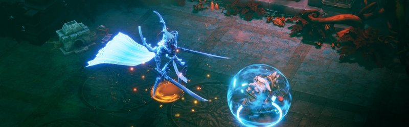 Pagan Online – Action RPG im early access