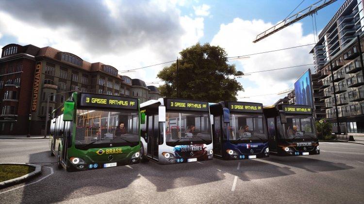 Bus Simulator 18 – Offizielle Kartenerweiterung angekündigt
