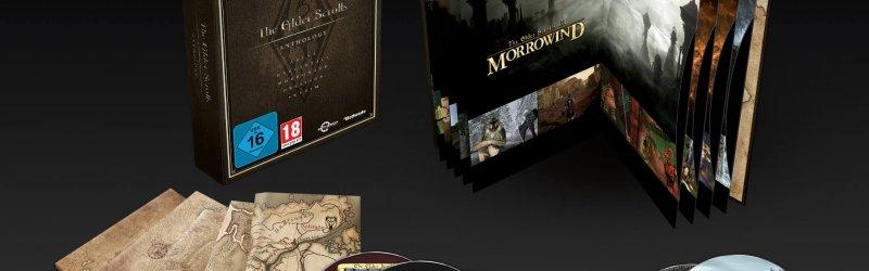 The Elder Scrolls Anthology 25th Anniversary Edition ab sofort im Handel