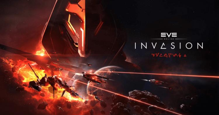 EVE Online – Neue Erweiterung Invasion im Trailer