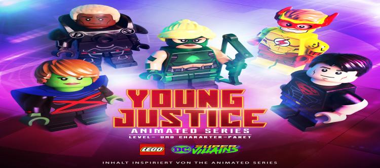 """LEGO DC Super-Villains – Von """"Young Justice"""" inspirierter DLC veröffentlicht"""