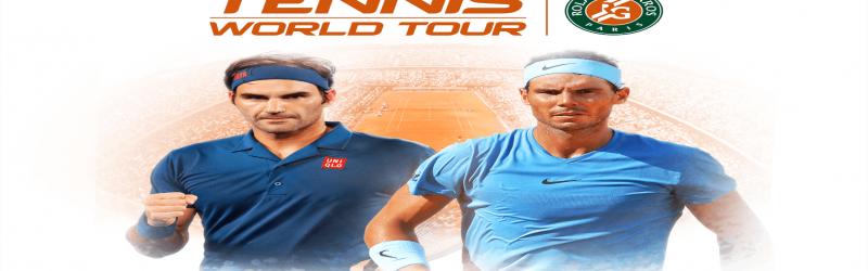 Tennis World Tour – Roland-Garros Edition erweitert den Kader