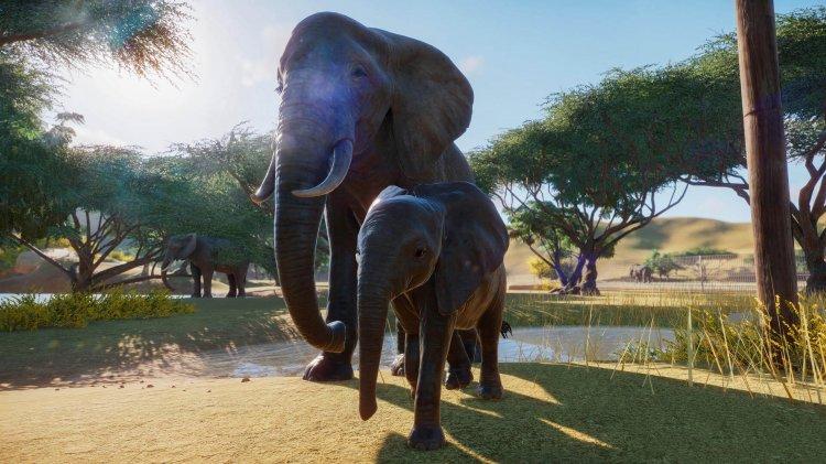 E3 2019 – Planet Zoo release noch 2019