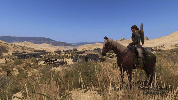 Mount & Blade II: Bannerlord startet im März 2020 auf Steam Early Access