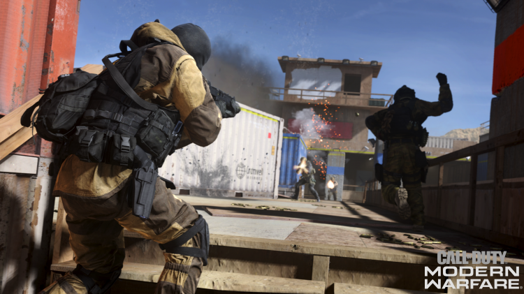Modern Warfare 2v2 Open Alpha Test angekündigt
