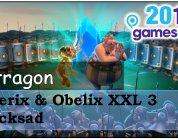 Gamescom 2019 – Asterix & Obelix XXL 3 und Blacksad im Vlog