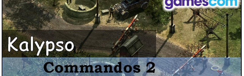 Gamescom 2019 – Commandos 2 HD Remastered & Co im Vlog