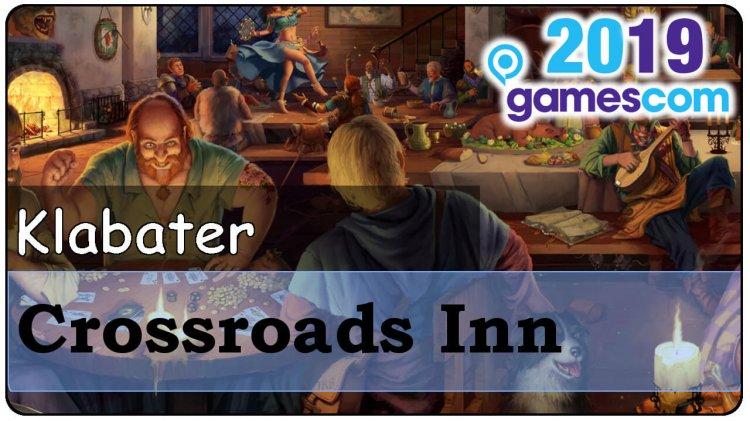 Gamescom 2019 – Crossroads Inn im Vlog