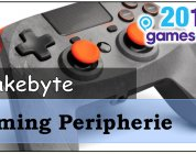Gamescom 2019 – Gaming Peripherie von Snakebyte im Vlog