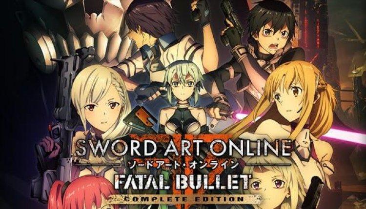 SWORD ART ONLINE: Fatal Bullet Complete Edition ab jetzt für Nintendo Switch erhältlich