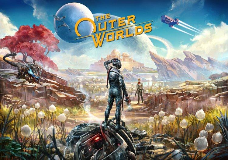 The Outer Worlds jetzt verfügbar