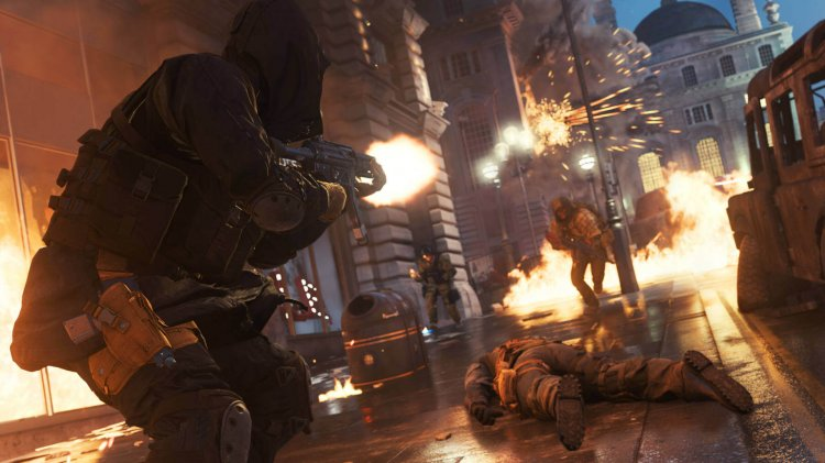 Call of Duty: Modern Warfare ab sofort erhältlich