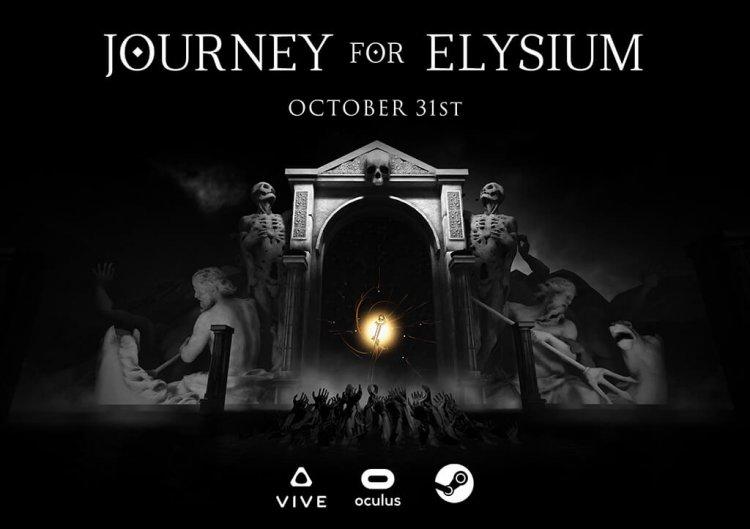 Journey For Elysium: VR-Reise durch die Unterwelt beginnt morgen