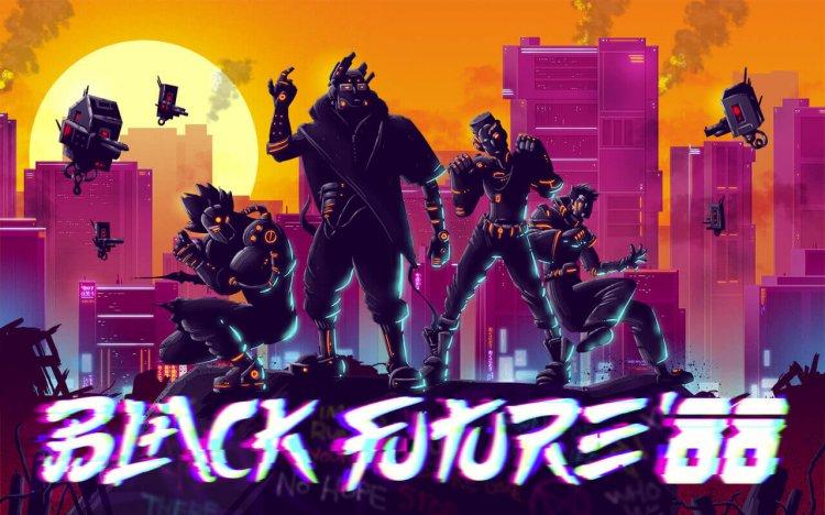 Black Future 1988 ab heute erhältlich