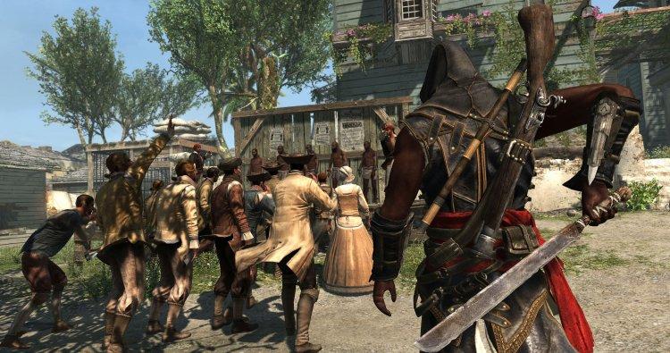 Assassin's Creed: The Rebel Collection ab sofort für Nintendo Switch erhältlich