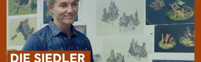 Die Siedler – Videoreihe gewährt Einblicke hinter die Kulissen