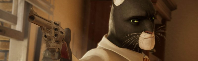 Blacksad: Under the Skin – Accolade Trailer