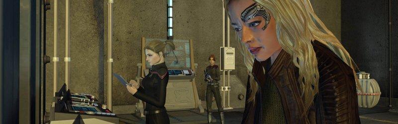 Star Trek Online: Legacy – Ab sofort für PS4 und Xbox One erhältlich