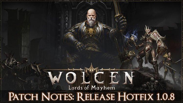 Wolcen: Lords of Mayhem – Patch 1.0.8 veröffentlicht