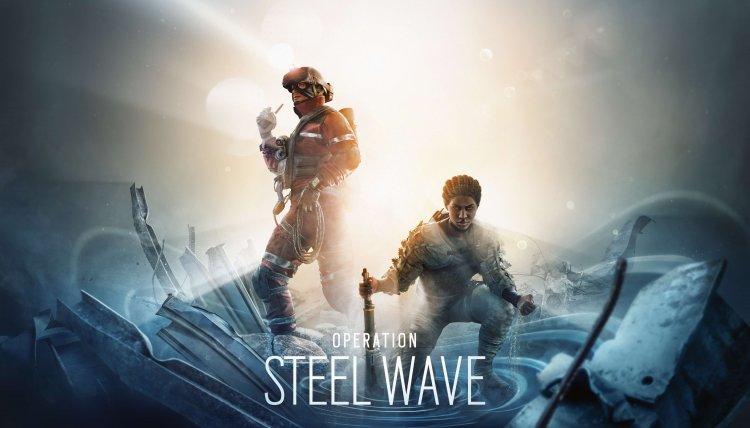 Tom Clancy's Rainbow Six Siege – Details zu Operation Steel Wave
