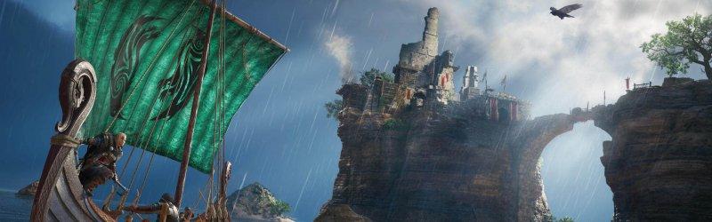 Assassin's Creed Valhalla macht Spieler zu legendären Wikingern