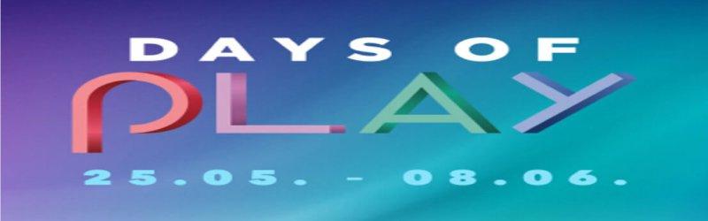Days of Play – Playstation exclusiver Sale gestartet