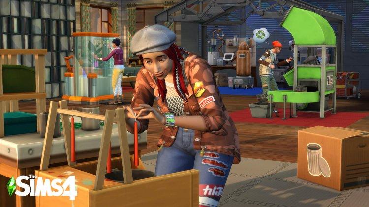 Die Sims 4 – Nachhaltig leben-Erweiterungspack ab 05. Juni erhältlich
