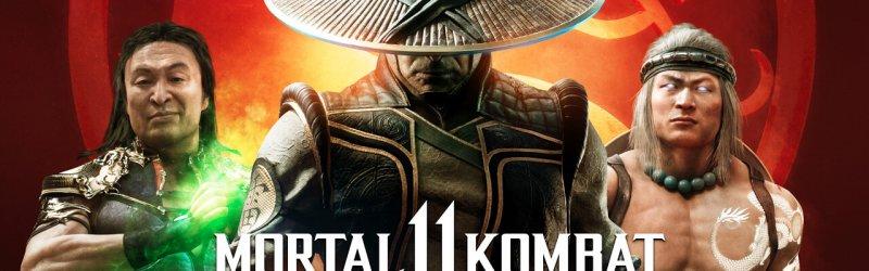 Mortal Kombat 11 – Aftermath ab sofort erhältlich