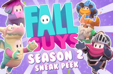 Gamescom 2020 – Fall Guys Season 2 Trailer