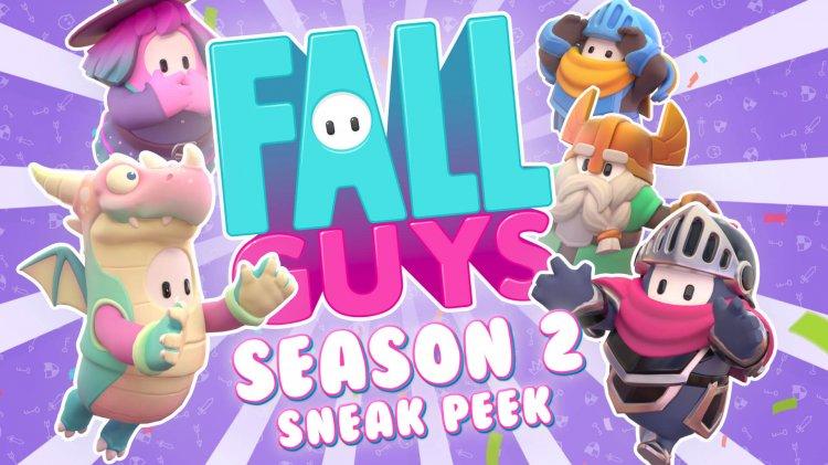 Gamescom 2020 – Fall Guys Season 2 führt uns ins Mittelalter